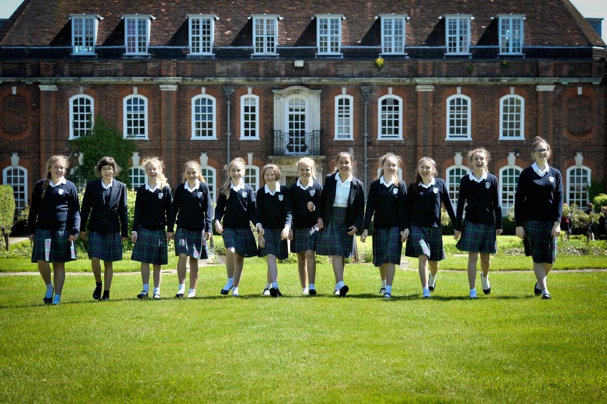 What is a boarding school